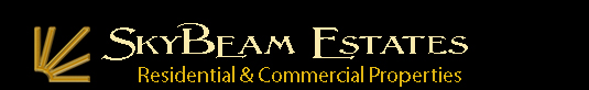 SkyBeam Estates Logo